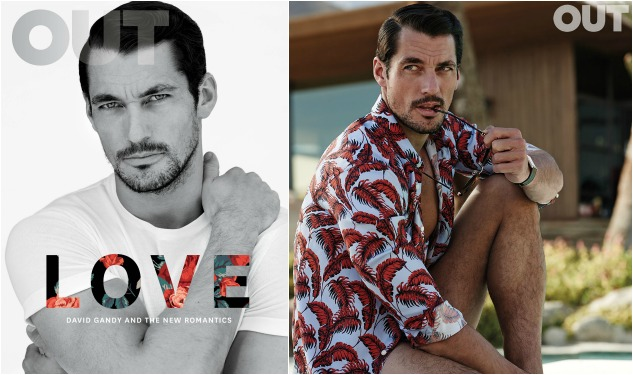 5 Questions for David Gandy