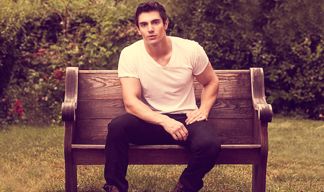 Steve Grand's Debut Album All-American Boy Out March 24th