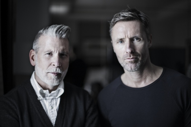 Nick Wooster & Peter Simonsson From The White Briefs