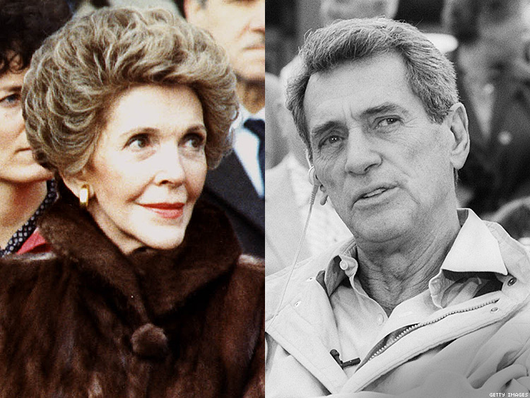 NANCY REAGAN ROCK HUDSON