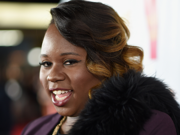 Alex Newell at Trevor Project