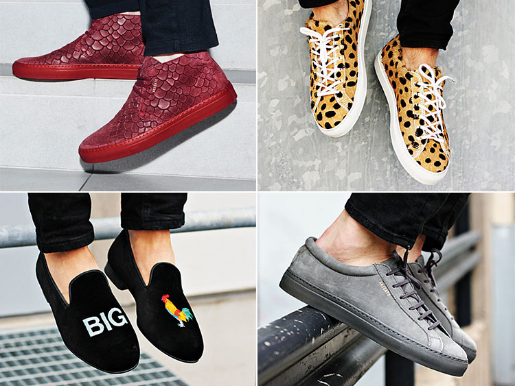 If the Shoe Fits: Axel Arigato is