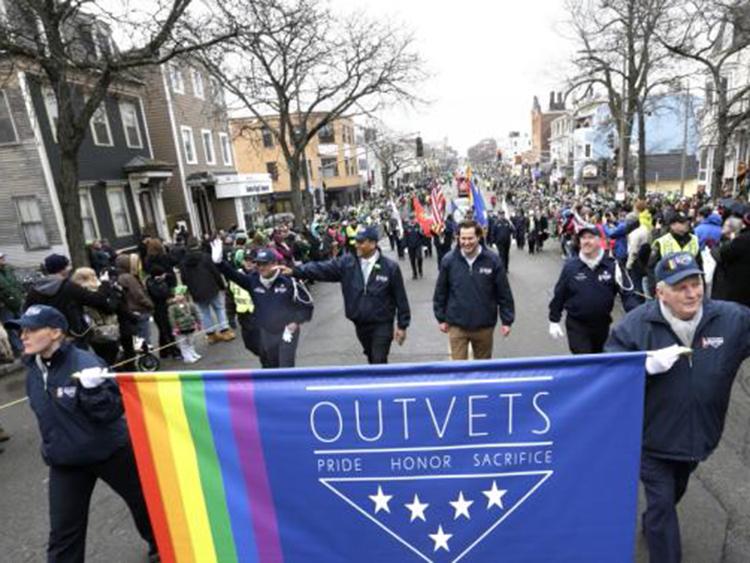 OutVets, a gay veterans group