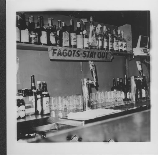 Gay Bar One Archive