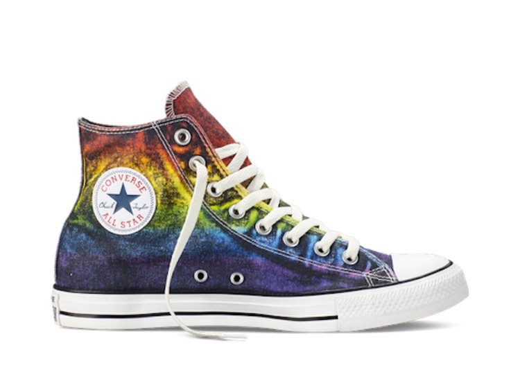 Daily Crush: The Converse Pride Collection