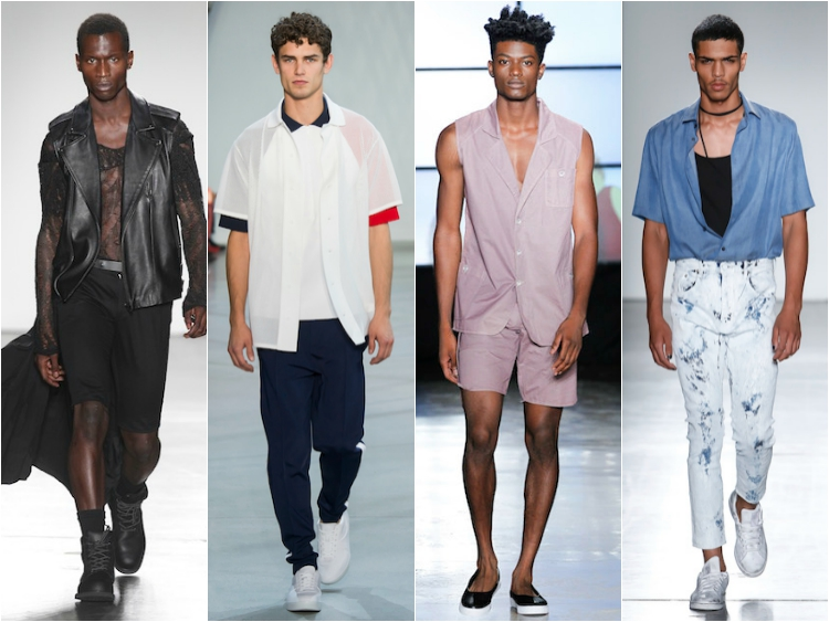 The Best Of New York Fashion Week Spring Summer 2016 In 25 Looks