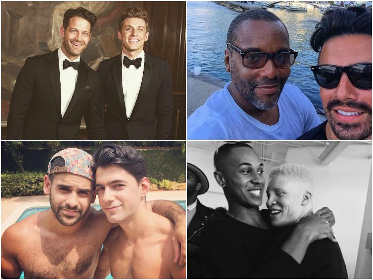 26 Adorable Gay Instacouples See what marcus park (poldisger) has discovered on pinterest, the world's biggest collection of ideas. 26 adorable gay instacouples