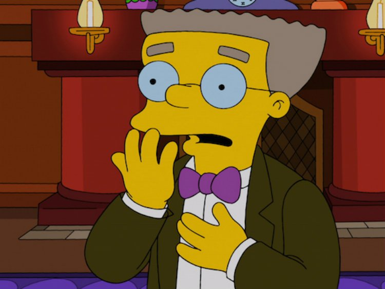 Mr. Smithers