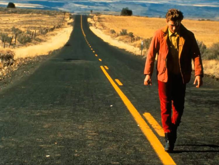 River Phoenix in My Own private Idaho