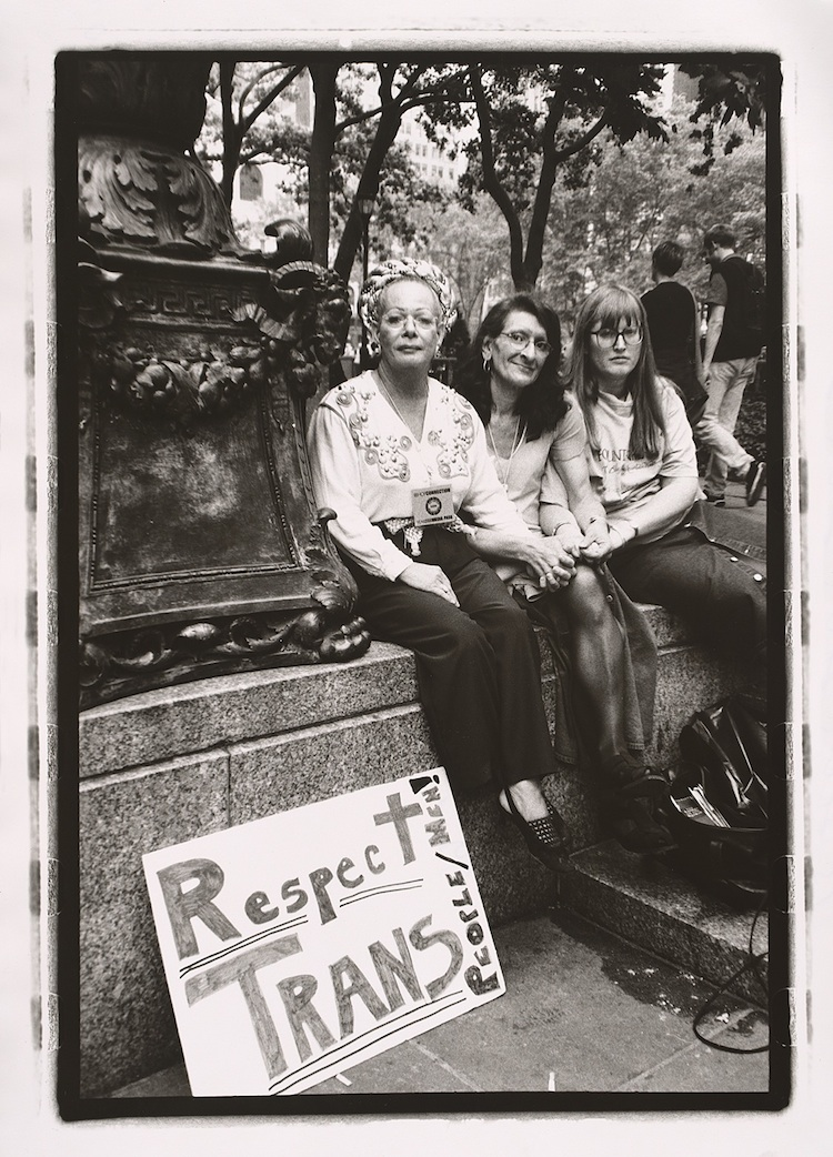 Sylvia Rivera, first transgender person in the National Portrait Gallery's collection