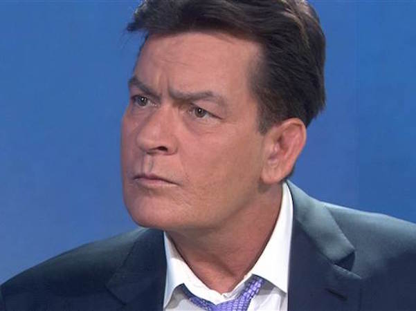 Charlie Sheen Today Show Interview HIV positive
