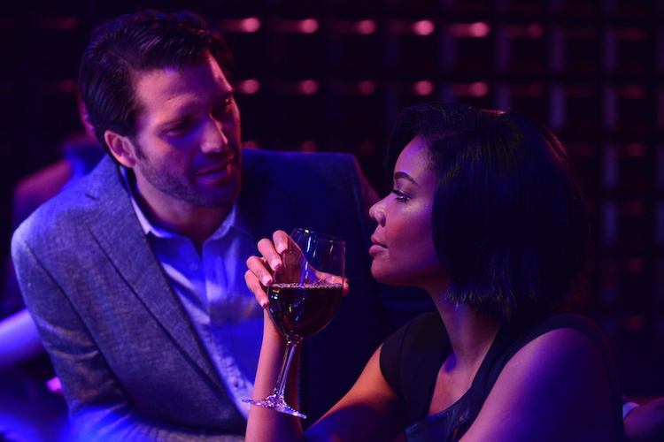 Gabrielle Union & James Lee Taylor in Being Mary Jane on BET