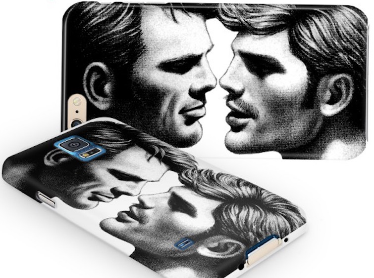 tom of finland phone case