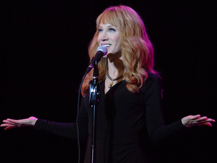 Kathy Griffin Carnival Live
