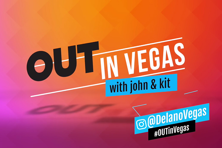 OUT In Vegas Episode 2 Title Card