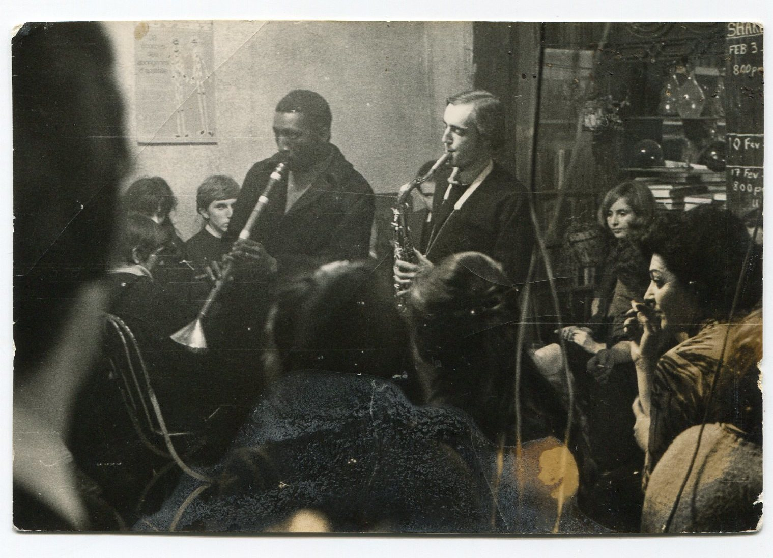 Sco Jazz In The Fiction Room Photo.unknown