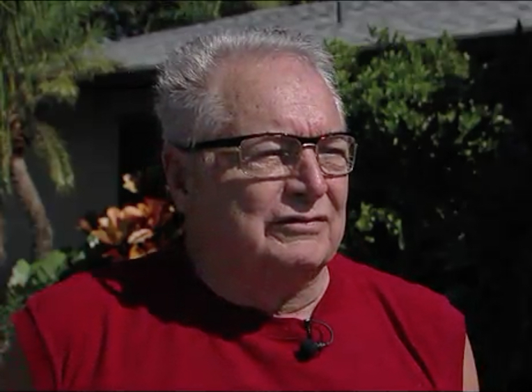 75 year old gay man attacked by Trump Supporter
