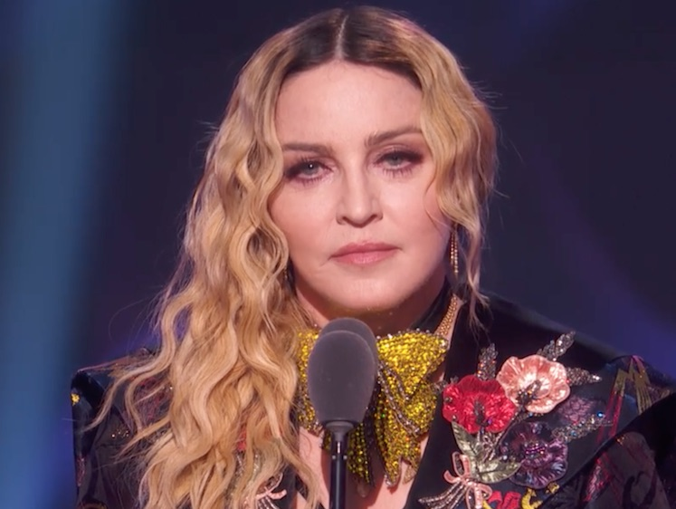 Madonna 2016 Billboard Woman of the Year