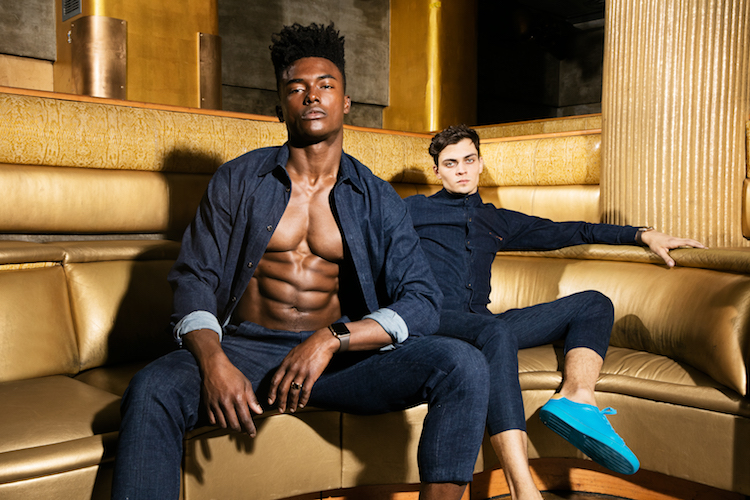 The Rise Of Julian Woodhouse How The Gay Designer Is Bringing Worldly Life To Menswear