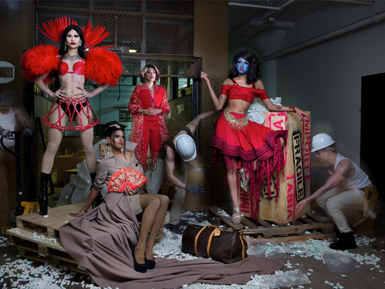 Bad Beti: New Chicago Party to Empower Asian-American Drag Scene