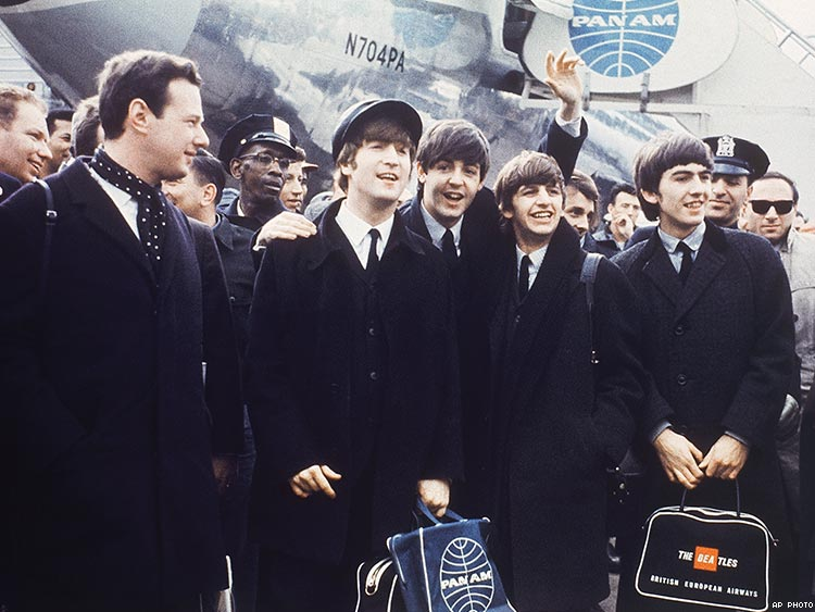 The Man Who Made The Fab Four