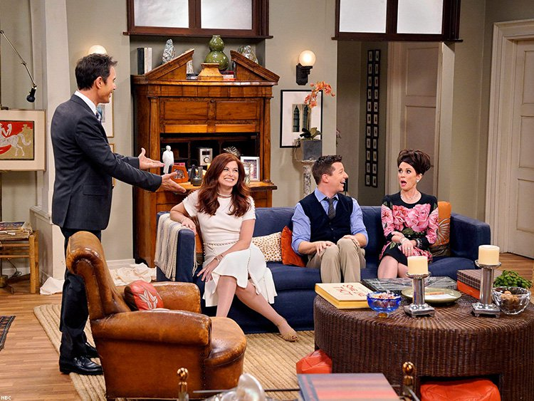 Will and Grace Replace This