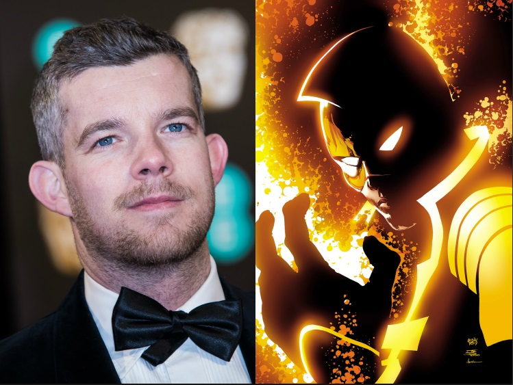 Russell Tovey, The Ray, DC, The CW, Arrow, The Flash
