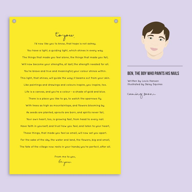 A Poem From The Book  Ben