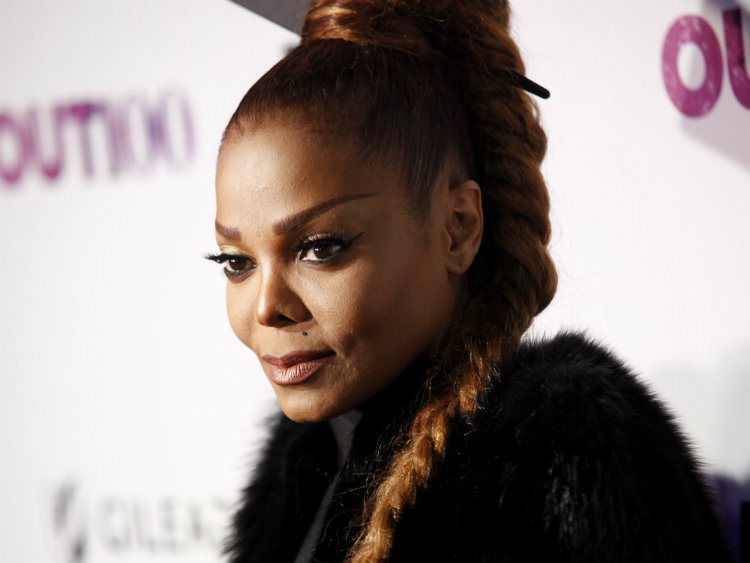 Janet Jackson, OUT100