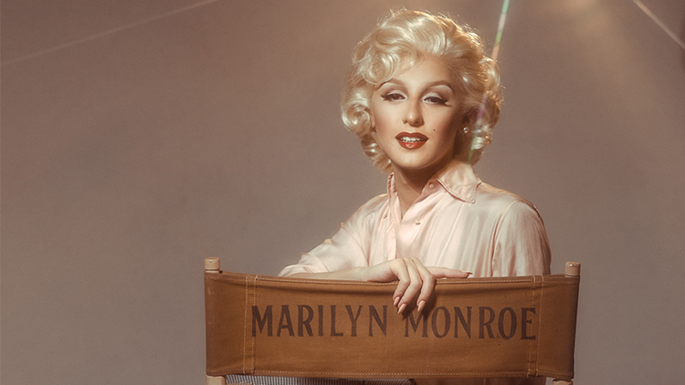 Meet the Drag Queen Bringing Marilyn Monroe's Iconic Looks Back to Life