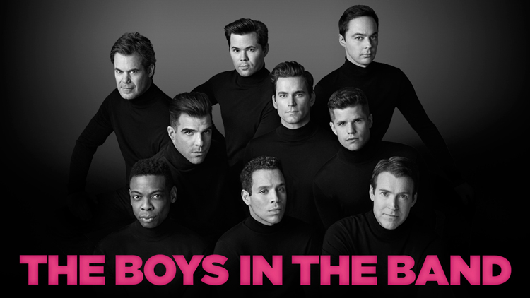 Mart Crowley's Boys in the Band opens May 21 at Booth Theatre in New York. Visit boysintheband.com to book tickets.