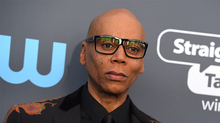 RuPaul Would 'Probably Not' Let a Transitioning Queen On 'Drag Race'