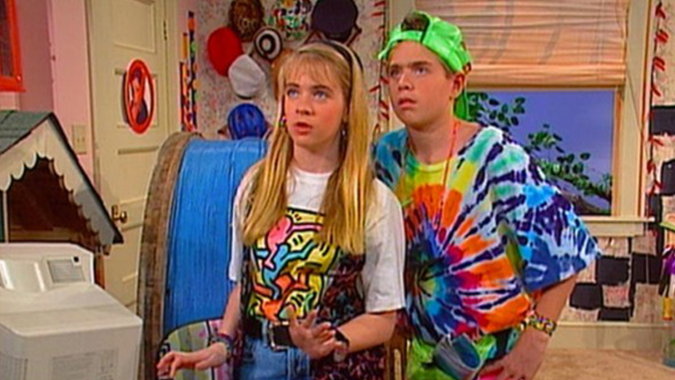 Nickelodeon Is Developing a 'Clarissa Explains It All' Reboot With Melissa Joan Hart