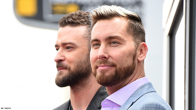 Lance Bass Didn't Come Out Earlier Because He Thought *NSYNC Would Be Over