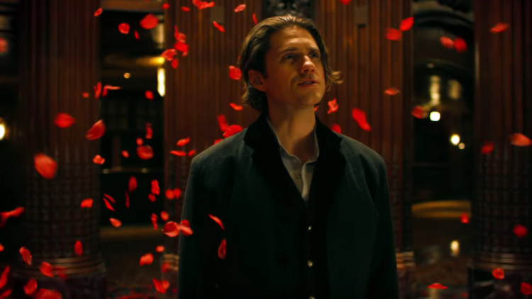 Aaron Tveit Sings 'Come What May' in the First Look at the 'Moulin Rouge!' Musical