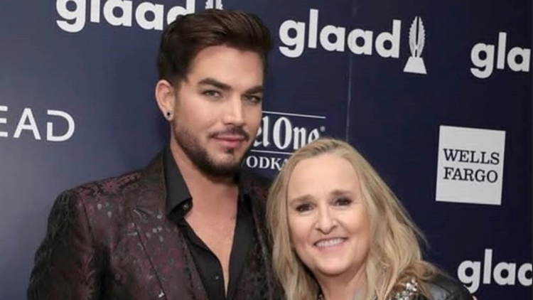 Melissa Etheridge & Adam Lambert Performed 'I'm the Only One' at the GLAAD Media Awards (Watch)