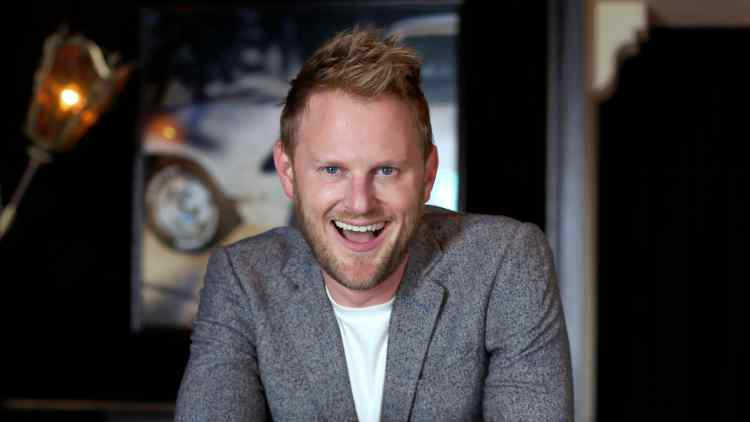Queer Eye S Bobby Berk Is Teaming Up With Lyft To Marry Couples During The Nyc Pride