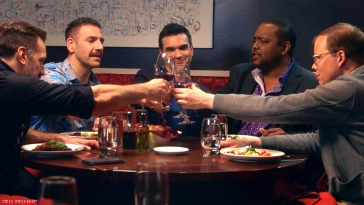 New Web Series Explores Single Gay Life of 40-Somethings Living in NY