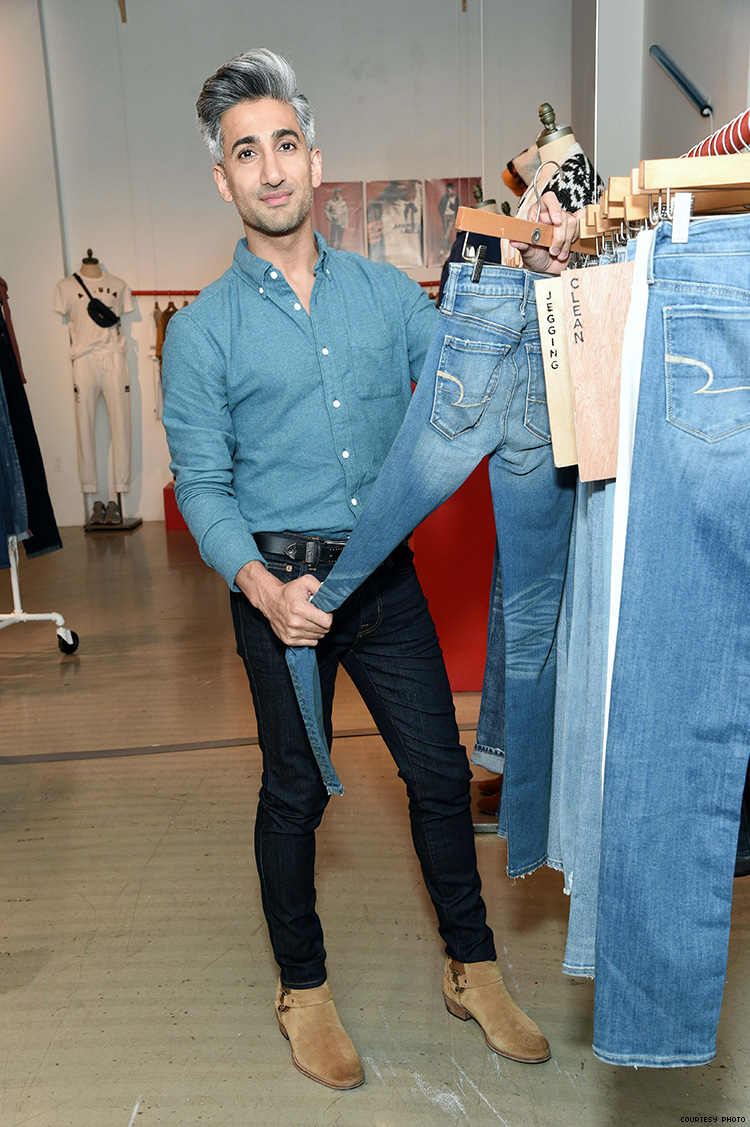 Tan France American Eagle Stylist At Large 4