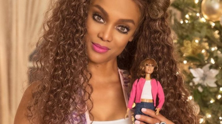 Tyra Banks Is a Total Doll in First Look at 'Life Size 2'