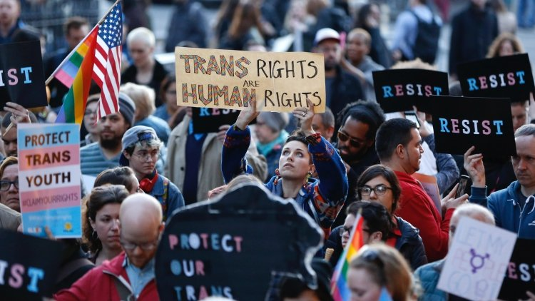 Trump Administration Seeks to Redefine Trans People Out of Existence