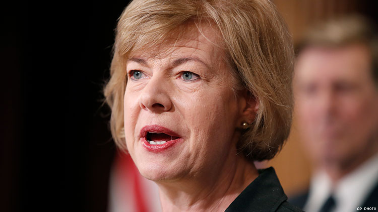 Tammy Baldwin Wins Reelection Against Anti-LGBTQ Opponent