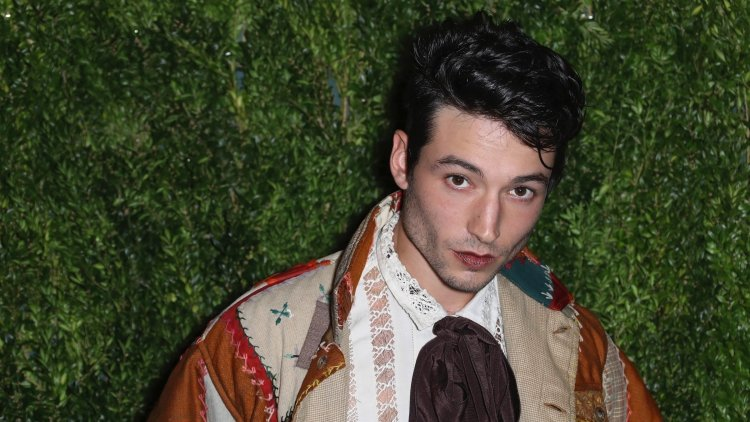Ezra Miller Reveals He Was Harassed By a Director When He Was Underage
