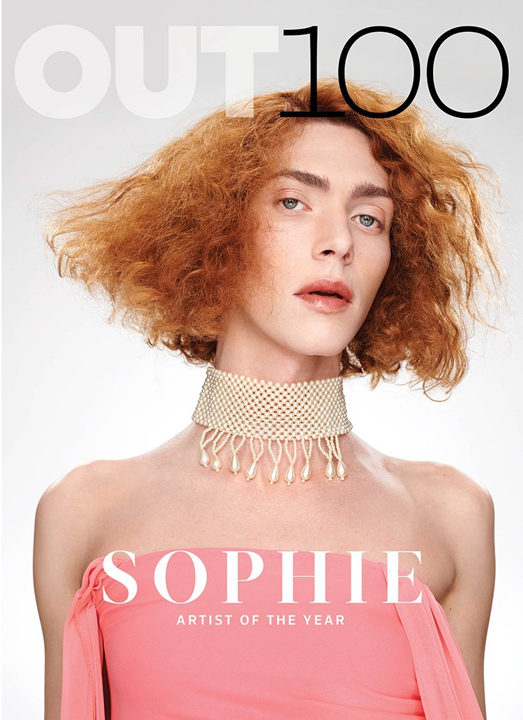 OUT100: SOPHIE, Artist of the Year