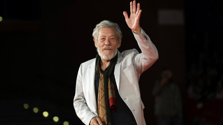 Ian McKellen, Cats, The Graham Norton Show, Judi Dench, Michael Buble, Carey Mulligan