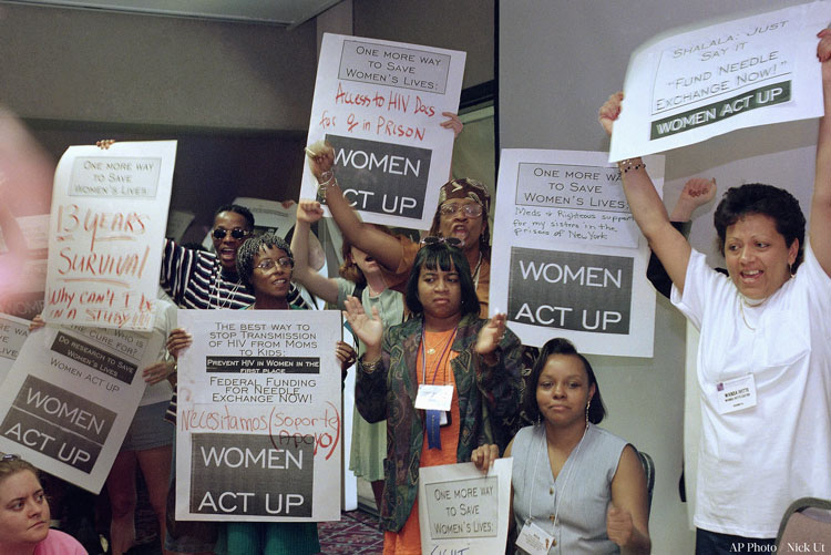 Women Aids Conference