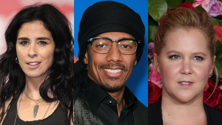 Nick Cannon Calls Out Female Comedians for Homophobic Tweets