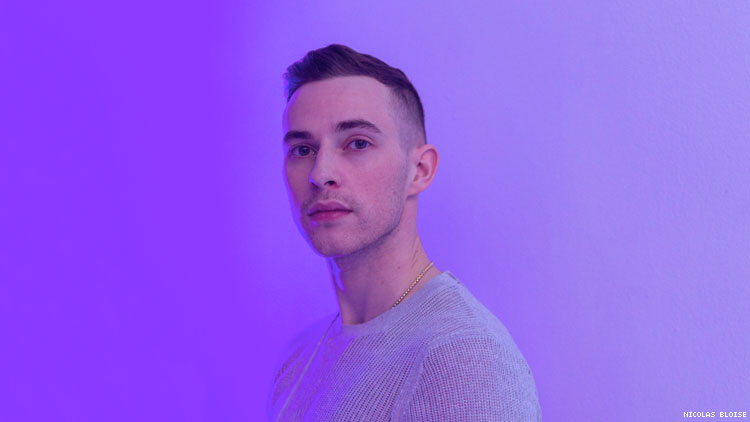 Adam Rippon Is an Independent Woman