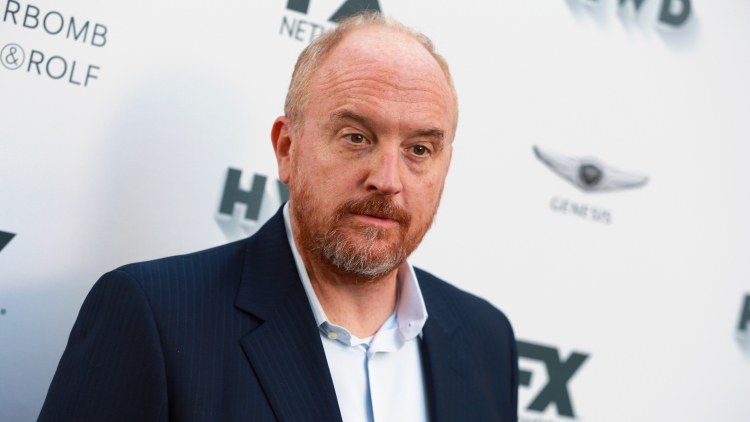 Louis C.K. Is Just Fully Doing Transphobic Comedy Now