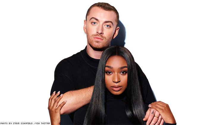Sam Smith & Normani's Sexy New Track Is a Perfect Breakup Anthem